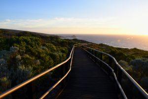 Bibbulmun Track at Cape Naturaliste, WA